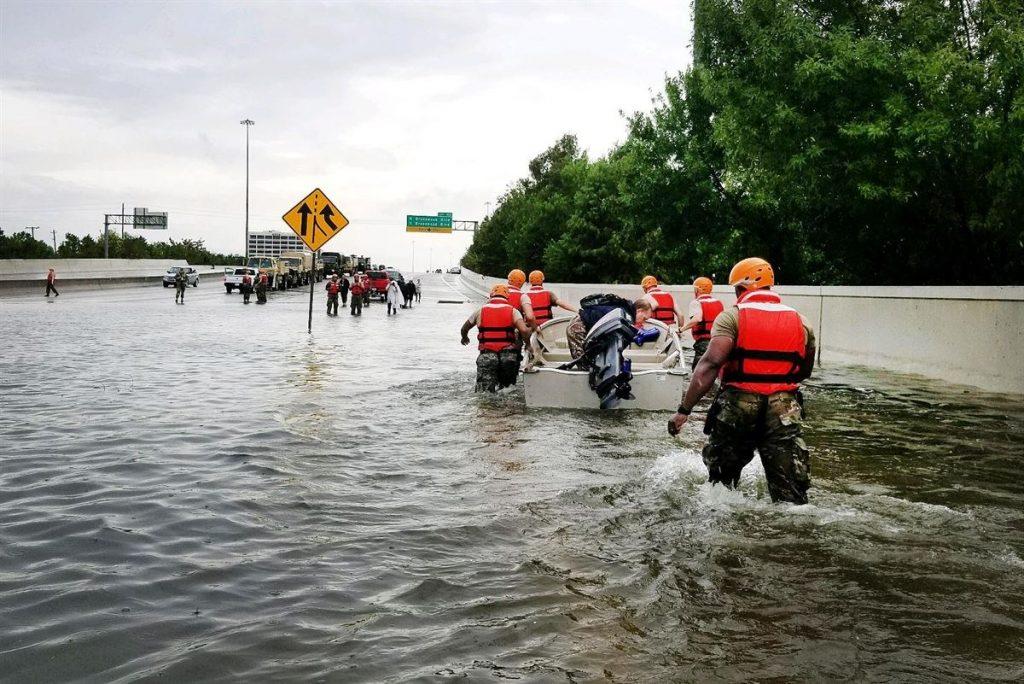 Disaster Strikes, be prepared.