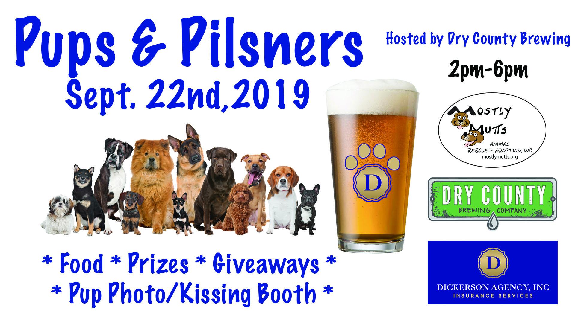 Pups & Pilsners